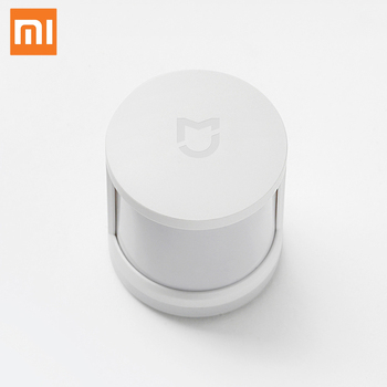Original Xiaomi Mijia Sensor de cuerpo humano Dispositivo inteligente magnético hogar Súper práctico dispositivo Xiomi Accesorios
