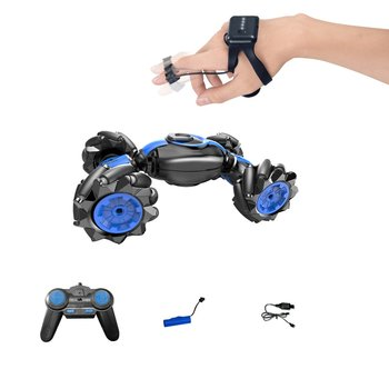 LH-C019S Stunt RC Car Gesture Sensing Twisting Vehicle Drift Car Driving Toy Remote Control Stunt Car Gifts for Children
