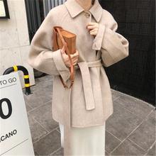 Шикарный дизайн простой однотонный элегантный модный свитер