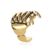 1 pieza Clip de pendiente de plata joyería del cuerpo oreja manguito Clip anillo de la nariz falsa joyería Piercing del cuerpo Dilataciones Falsas