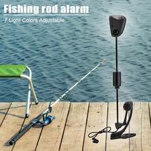 Sea Fishing Tackles Cooperate with Alarm Work Exquisite Practical Steel Material Fish Pole Tone Volume Sensitivity Sound Alert(China)