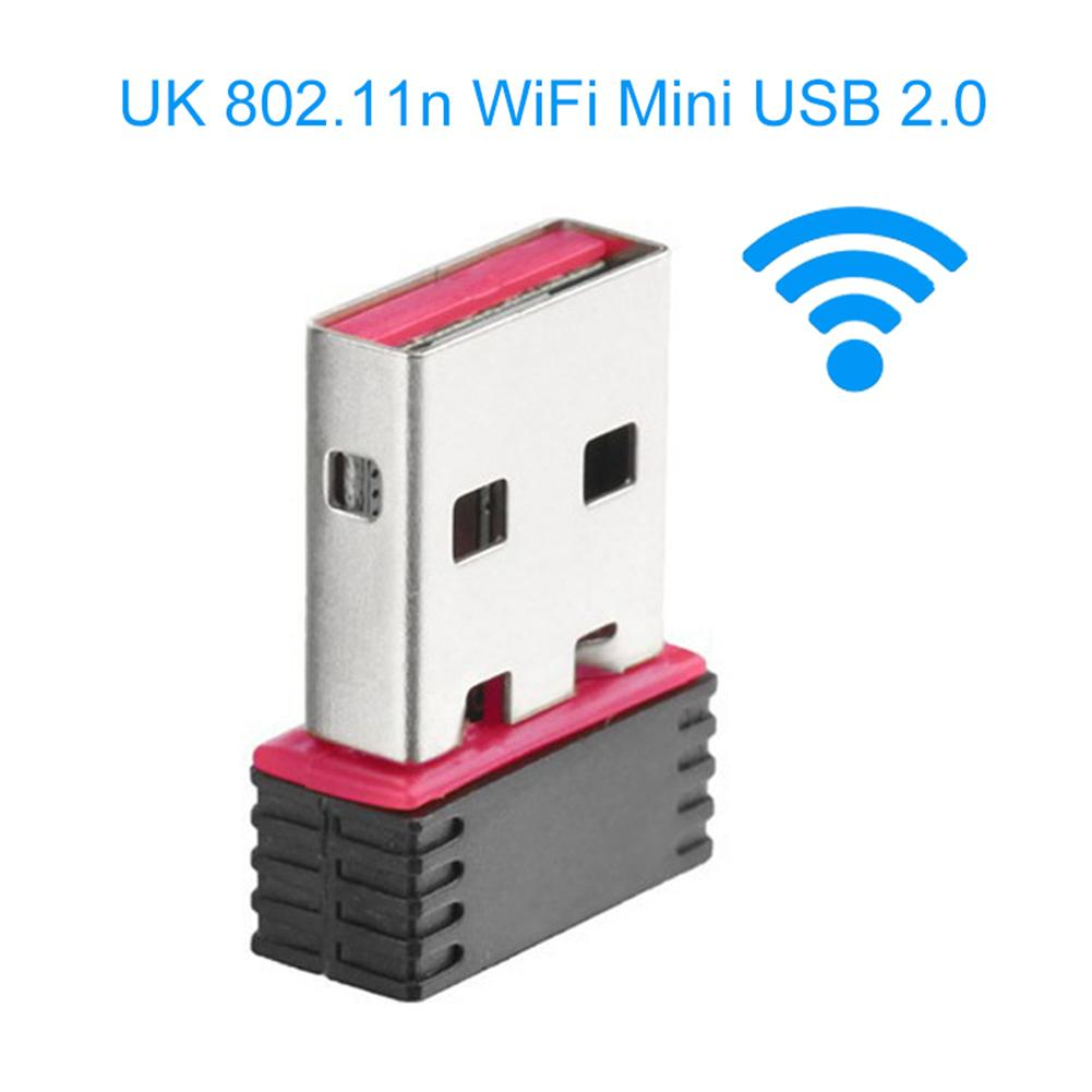 USB Adapter Wifi Adapter 600Mbps <font><b>Wi</b></font> <font><b>fi</b></font> Adapter 150M Antenna USB Ethernet PC <font><b>Wi</b></font>-<font><b>Fi</b></font> Adapter Lan Wifi Dongle AC Wifi Receiver image