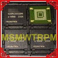 H26m42003gmr bga153ball emmc 8 gb 휴대 전화 메모리 새로운 원본 및 간접 납땜 공 테스트 ok