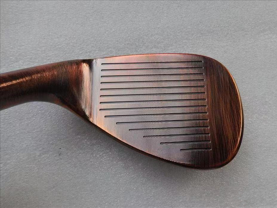 Image 3 - MTG ITOBORI Wedge MTG ITOBORI Golf Forged Wedge Carbon Bronze Golf Clubs 48/50/52/54/56/58/60 Degree Steel Shaft With Head Cover-in Golf Clubs from Sports & Entertainment
