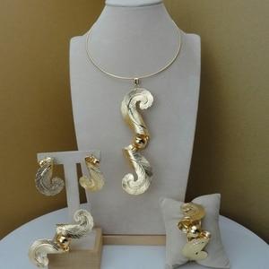 Image 1 - Ювелирные изделия Yuminglai уникальный африканский дизайн, модные ювелирные украшения, модель FHK7471