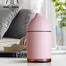 цена на Air Humidifier USB Essential oil diffuser With Led Light and Mini mist maker fogger Car Aroma Diffuser Humidifier Aromatherapy