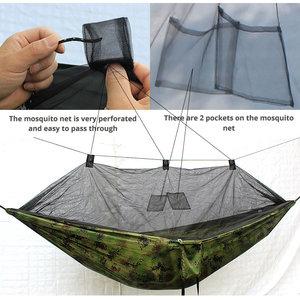 Image 5 - Hamaca de acampada hamaca hamac, 2 uds.