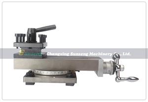 Image 5 - をジーク旋盤ツールホルダー/C4/SC4/M4/SM4 工作機械スライド/スライドレスト/化合物残りアセンブリ