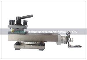 Image 5 - SIEG Lathe Tool holder/C4/SC4/M4/SM4 Machine tool slide/Slide rest/Compound Rest Assembly