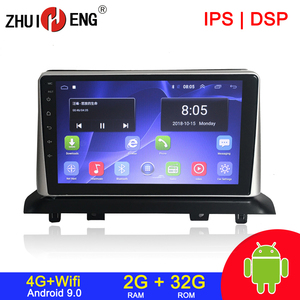 Android 9.1 4G wifi 2 din car radio for JAC Refine S3 2017 car dvd player car radio car audio car stereo auto radio 2G 32G
