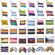 ЛГБТ-значок Pride, транс, пол, жидкость, ароматизированный пол, квир, пансекал, Би, ассуал, небинарный, прямой, резиновый мишка