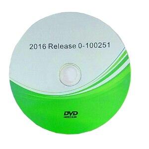 Image 4 - 2020 new!! 2017.3と車のトラック2016.0送料keygen dvd cdソフトウェアdelphis multidiag vdためtcs obd2修復ツール