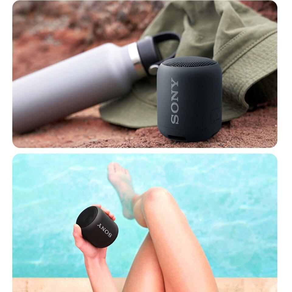 Sony SRS-XB12 Portable Wireless Speaker 8