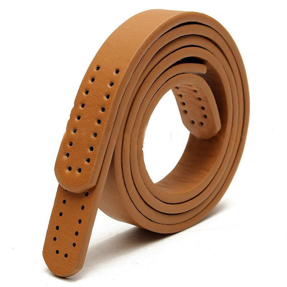 2pcs Practical DIY Accessories Fashion Faux Leather Bale Handle Detachable Replacement Strap Band Crafts Shoulder Bag Belt
