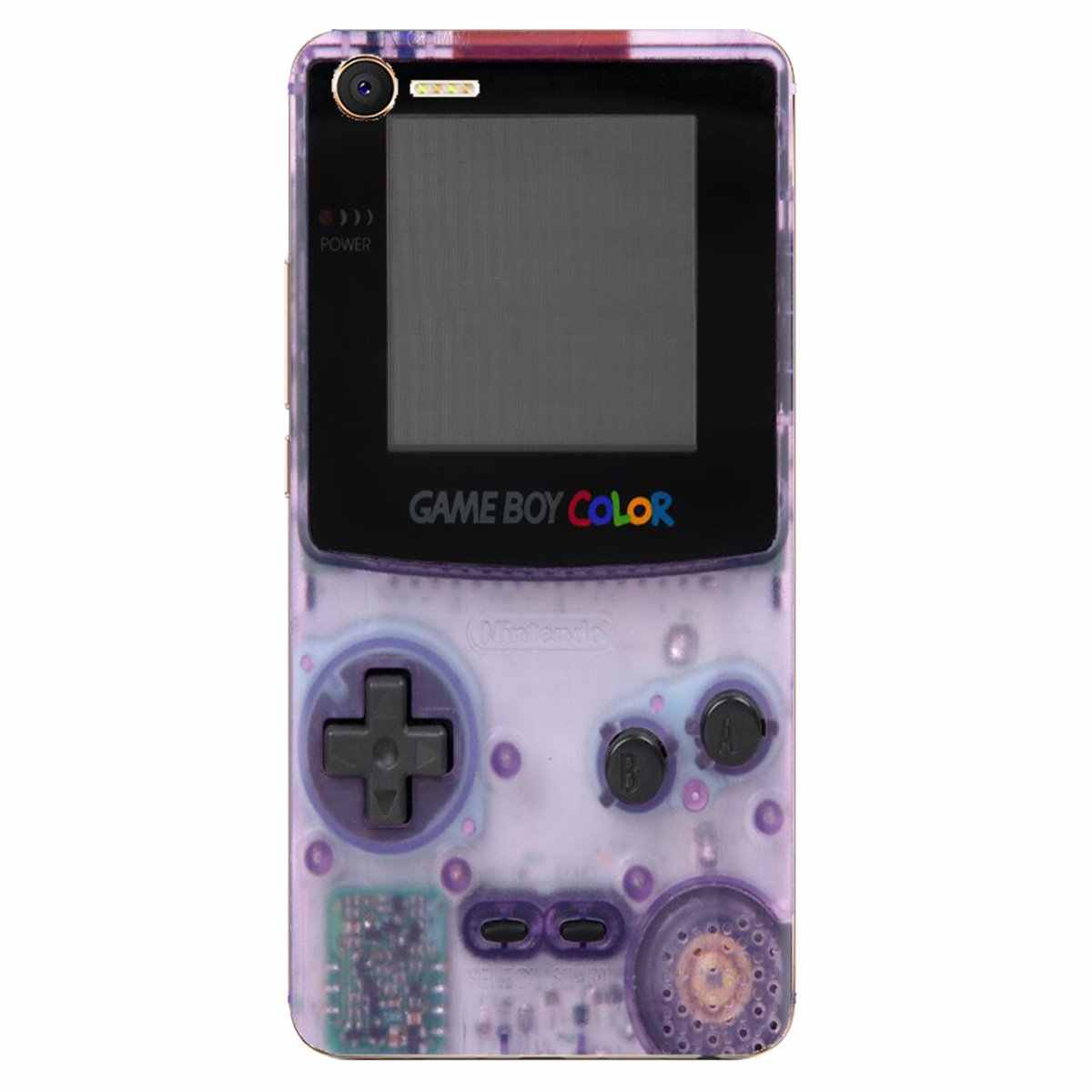 Silicone Shell Cover Voor Iphone 11 Pro 4 4S 5 5S Se 5C 6 6S 7 8 X Xr Xs Plus Max Voor Ipod Touch Cartoon Gameboy Jongen Psp Game Box