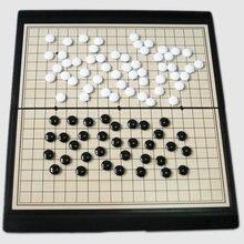 Jeu d'échecs pliable, jeu de société chinois, viiqi, dames, magnétique, cadeau, en plastique, nouvelle collection