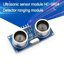 Sensor ultrasónico HC-SR04 HCSR04 a Detector de onda ultrasónica mundial, módulo de detección de rango HC SR04 HCSR04, Sensor de distancia para Arduino