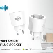 App-Control Wifi-Socket Smartlife Power Alexa Google with 16A EU Ce Timing-Function Works