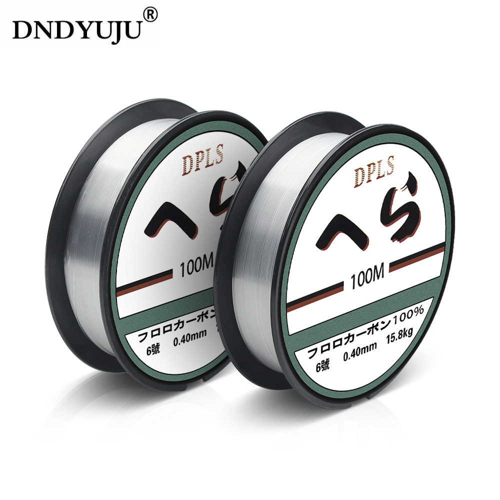 DNDYUJU 100M New Brand Series Super Strong Japan Monofilament Nylon Fishing Line