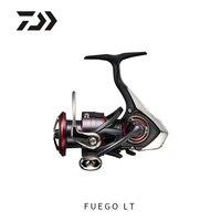 DAIWA FUEGO LT Original 1000D-XH 2000D 2500-XH 3000-CXH 4000D-CXH 5000D-CXH 6000D-H High Gear Ratio Spinning Fishing Reel
