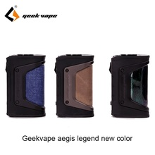 MOD Aegis No-Battery Legend Dual-18650-Batteries Rta Zeus TC 200W Box by Geekvape