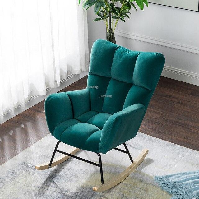 Minimalist Rocking Chair 4