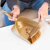 1 Set Mini Dustpan Broom Household Window Gap Dust Brush Grabber Removal Sweeper Desktop Cleaning Trash Shovel Set Cleaning Tool|Brooms & Dustpans|Home & Garden -