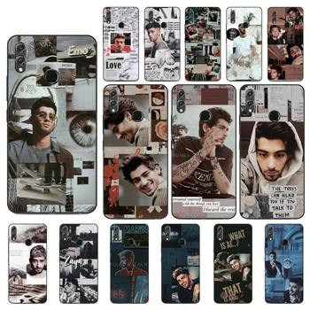 Babaite One Direction Zayn Malik Phone Case For Huawei Honor 8X 8A 9 10 20 Lite 30Pro 7C 7A 10i 20i image