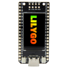 LILYGO®TTGO T Display GD32 GD32VF103CBT6 الشريحة الرئيسية ST7789 1.14 بوصة IPS 240x135 القرار مجلس التنمية الحد الأدنى