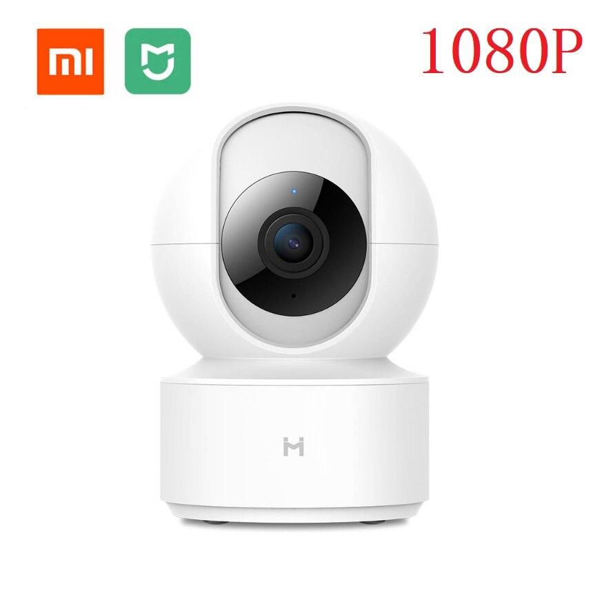 Mijia chuangmi xiaobai caméra intelligente Webcam 1080P HD WiFi Vision nocturne panoramique inclinable 360 Angle caméra vidéo vue bébé moniteur