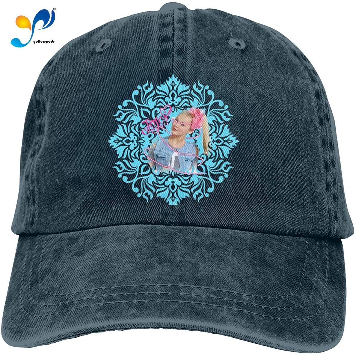 JoJo Siwa Commemorate Casquette Cap Vintage Adjustable Unisex Baseball Hat