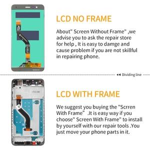 """Image 2 - 5.2 """"original para huawei p10 lite lcd display touch com montagem da moldura para p10 lite lcd tela WAS LX1 WAS LX1A WAS LX2 WAS LX3"""