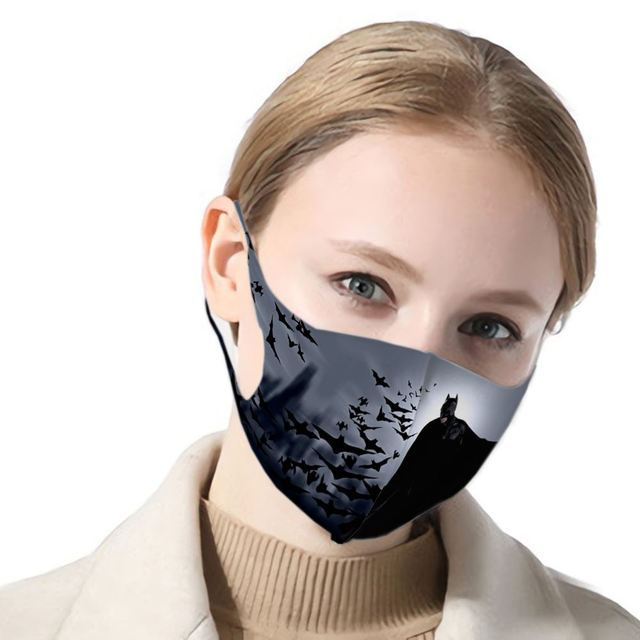 3d Print Lego Batman Adult Mask Dust Mask Cartoon Women Kid Mask Batman Mouth-muffle Bacteria Proof Flu Face Masks Care 5