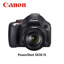 USED CANON 35x PowerShot Compact Digital Camera SX30 IS 14MP