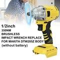 Elektrische Akku schlagschrauber Fahrer Ohne Batterie Für Makita DTW285Z 18V Automotive Power Werkzeuge Renovierung-in Werkzeugteile aus Werkzeug bei