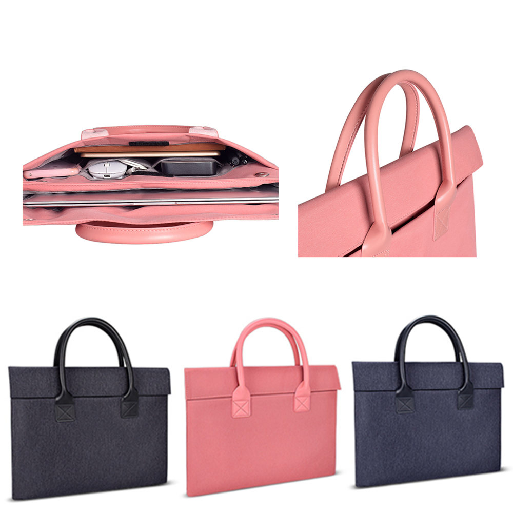 Laptop Case Bag for Microsoft Surface Laptop book 2 13.5 PRO 4 5 12.3 Pro 5 6 2017 Lite GO RT Notebook Handbag 14 13 15 Sleeve image