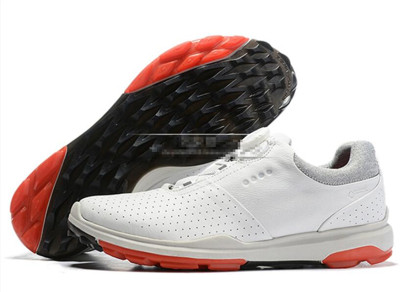 Golf Shoes Men Golf Shoes Leather Sports Shoes