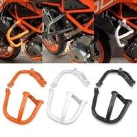 For KTM 390 250 DUKE390 DUKE250 DUKE 390 250 2017 2018 2019 Motorcycle Accessories Crash Bar Frame Engine Protector Guard Bumper