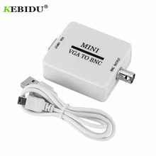 US $3.05 26% OFF|KEBIDU HD BNC to VGA Converter Video Convertor Box Composite VGA to BNC Adapter Conversor Digital Switcher Box For HDTV Monitor-in VGA Cables from Consumer Electronics on Aliexpress.com | Alibaba Group