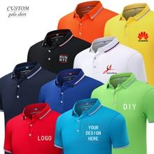 Custom Embroidered Polo Shirt, Customized Family Reunion Business Uniform Monogram shirt