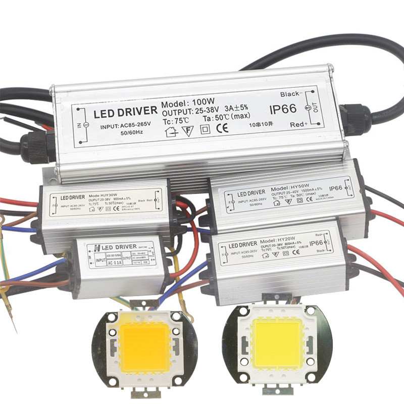 9-12V/24-38V Warm white RGB High Power <font><b>LED</b></font> Chip With 85-265V RGB Single Color <font><b>LED</b></font> <font><b>Transformer</b></font> Lighting <font><b>Driver</b></font> IP67 Power Supply image