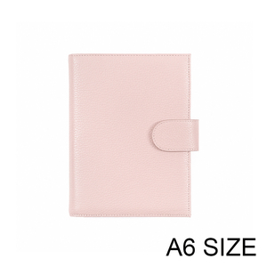 Moterm Original A6 Notebook Cover Diary Planner Genuine Litchi Grain Cowhide Leather Journal Stationery Notepad Agenda Organizer