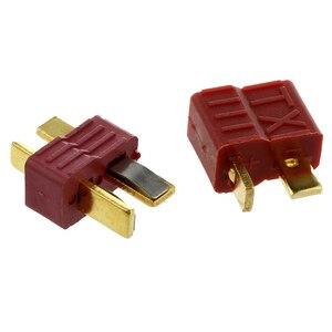 Радиоуправляемая модель игрушки батарея Y309 Deans тип T разъем Противоскользящий M/F разъем 10 пар