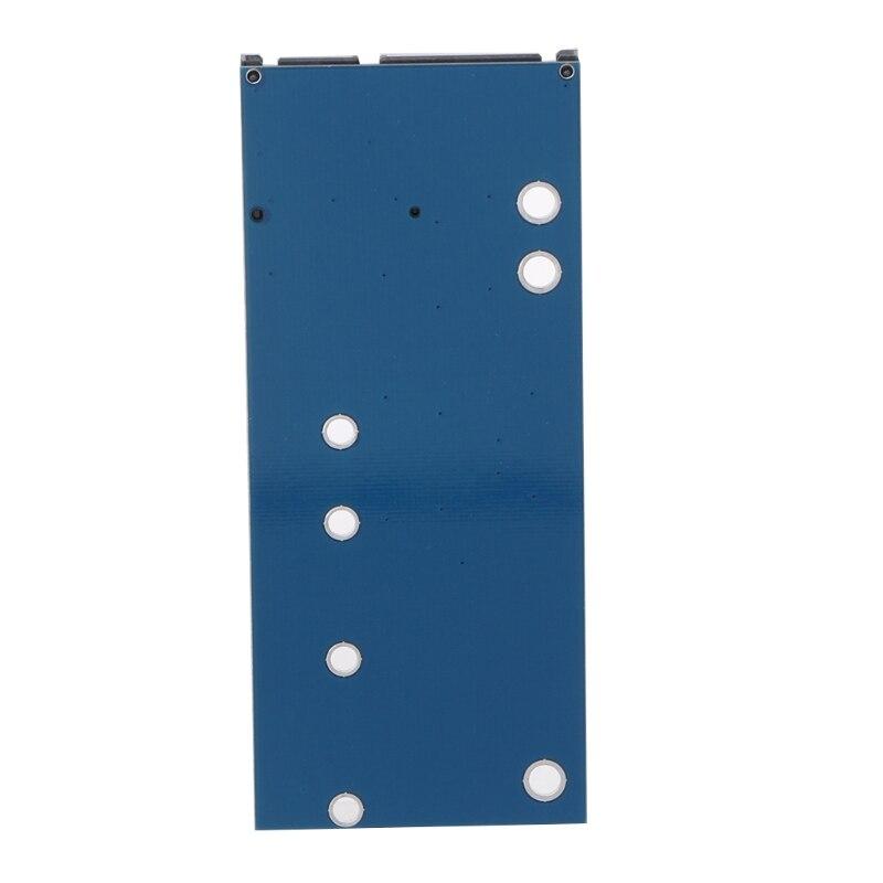 "M2 NGFF  SSD To 2.5"" SATA 3 Adapter Card Expansion Card Adapter SATA To NGFF Converter 5"