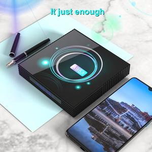 Image 2 - Smart TV Box Android 9.0 A95XF3 Amlogic S905X3 4GB 32GB 64GB 8K HD 2.4/5.0G WiFi Google Media Player Android TV Box A95X F3 Slim