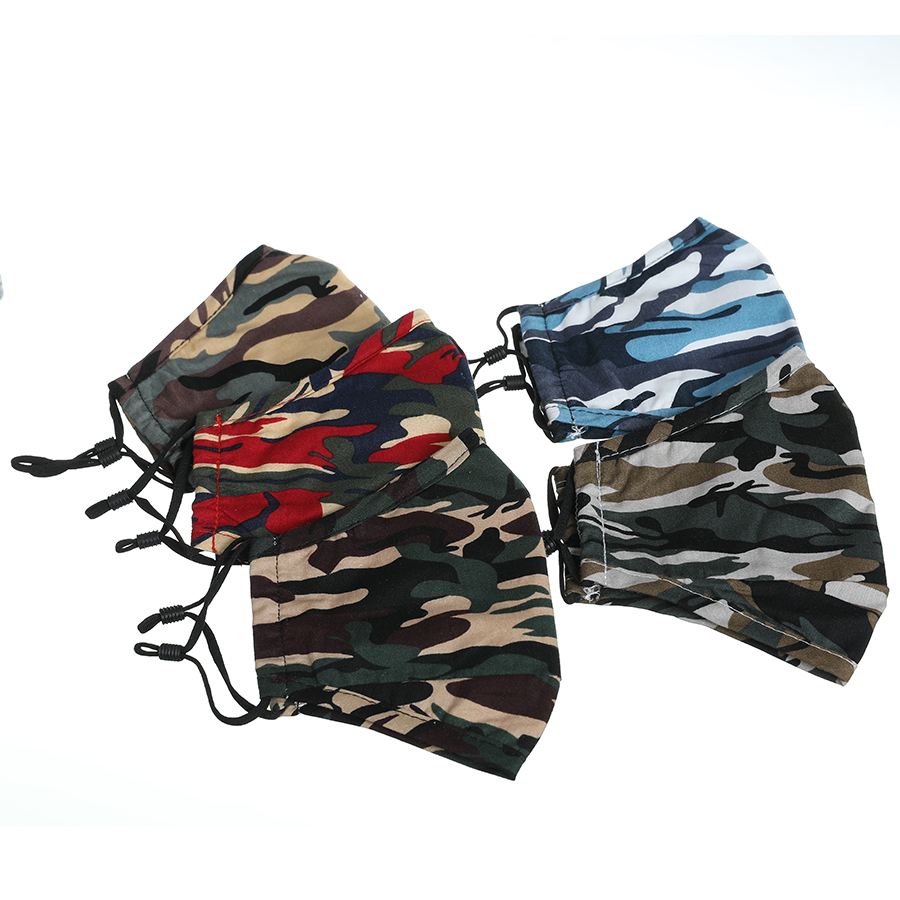 Cotton Camouflage Protective Wear 15