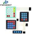 1*4 3*4 4*4 4*5 Matrix Array/Matrix Keyboard 16 Key Membrane Switch Keypad for arduino 1x4 3x4 4x4 4x5