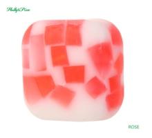 Tsing Handmade Soap 100g Essential Oil Nourishing Brightening Bubble Gift Christmas Rose LavenderHand Body Face SoapScented Soap