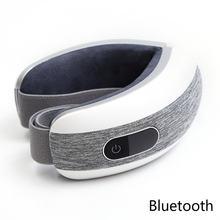 Массажер для глаз с функцией bluetooth и зарядкой от морщин