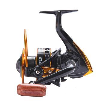 цена на 2020 Left/right hand for reel 1000-7000 full metal Fishing Wheel spinning fishing reel Saltwater  Carp Boat Rock  Fishing Reels